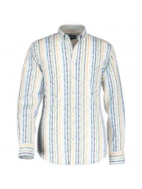 Chemise-à-boutonné-médium