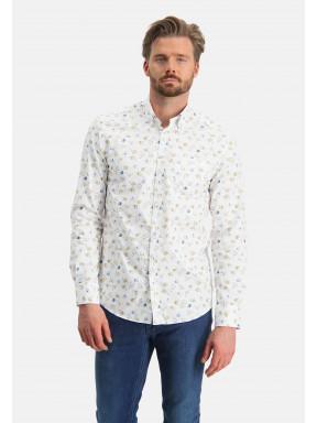 Katoenen-overhemd-met-all-over-print