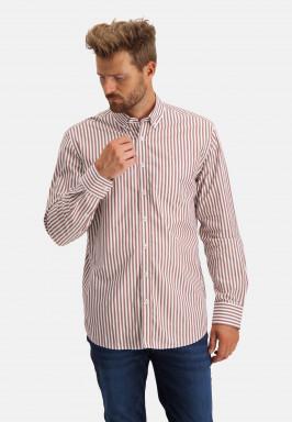 Poplin-overhemd-met-strepen