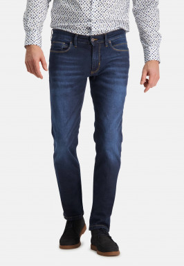 Monza-5-pocket-stretchjeans-met-regular-fit