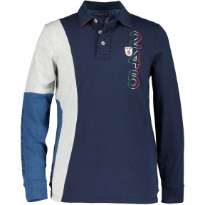 Racing-rugbyshirt-met-knoopsluiting