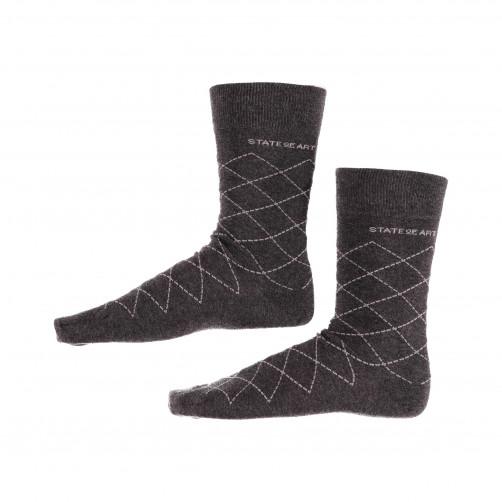 Sokken-met-ruitdessin-en-elastan