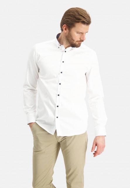 Chemise-Easy-Care-à-regular-fit---blanc-uni