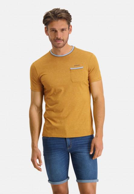 T-shirt-à-poche-poitrine---mango/cobalt