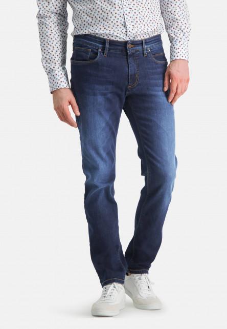 5-Pocket-jean-stretch---marine-monochrome