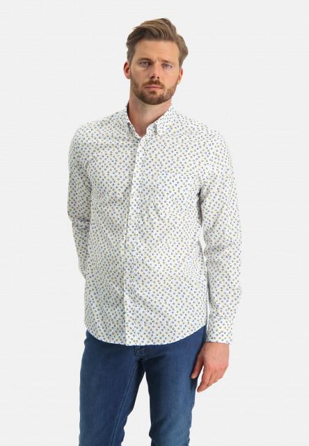 Chemise-à-poche-poitrine