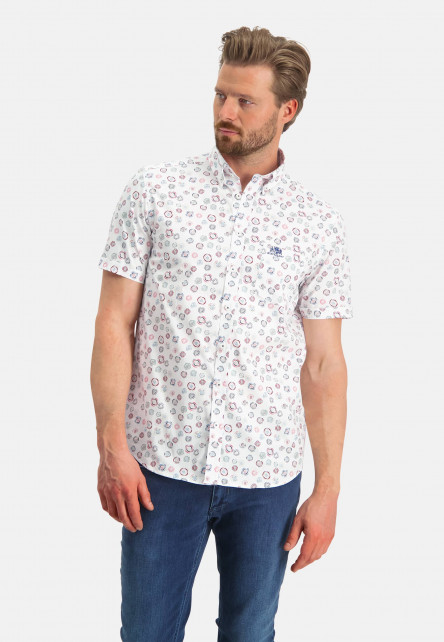 Button-down-overhemd-met-een-borstzak