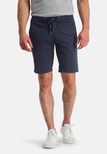 Short-stretch-à-ceinture-à-cordon