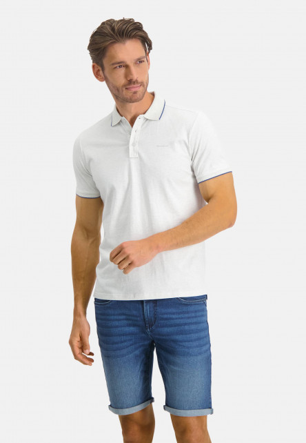 Polo-en-coton-et-regular-fit