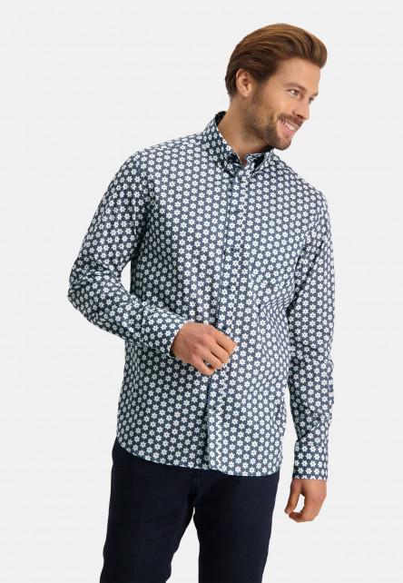 Chemise-avec-poche-poitrine