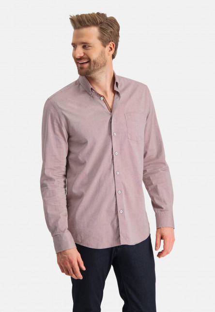 Chemise-oxford-à-regular-fit