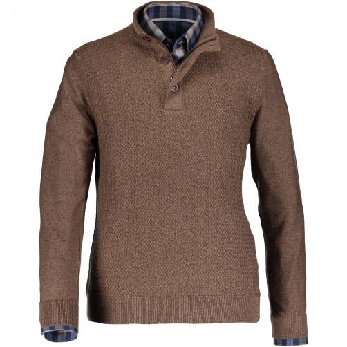 Pull-coton-tricot-fin