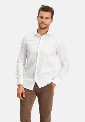 Modern-Classics-chemise-Spill-Resistant-Finish---blanc-uni