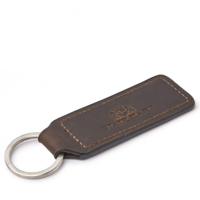 Porte-clés-en-cuir