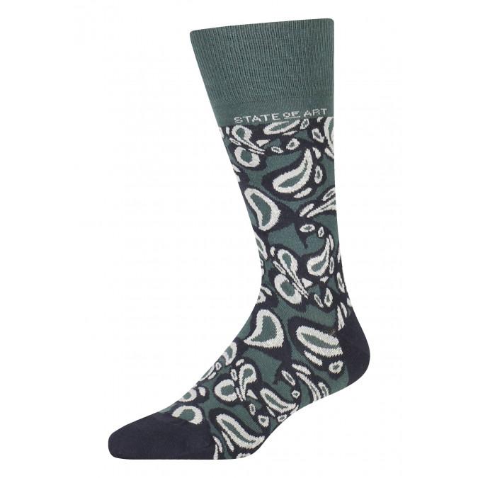 Sokken-met-een-paislydessin