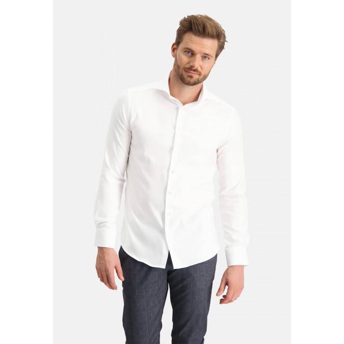 Modern-Classics-chemise-avec-Long-Lasting-White---blanc-uni