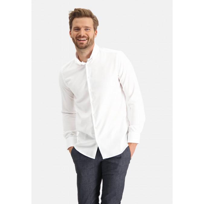 Modern-Classics-overhemd-in-Long-Lasting-White---wit-uni